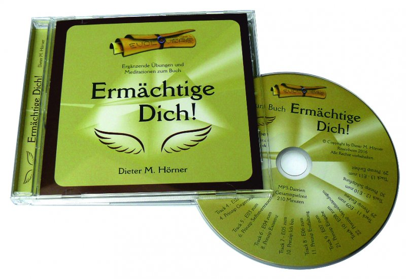 CD Ermächtige Dich!