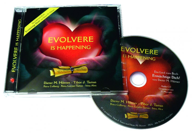 CD Evolvere is happening...